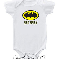 Bat Baby Funny Baby Bodysuit  for the Baby