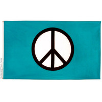 Peace Flag on Sale for $12.95 at The Hippie Shop