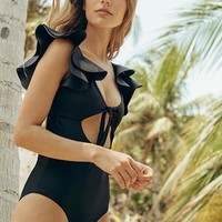 BOAMAR Odette Black One Piece