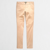 Factory Frankie chino - Pants - FactoryWomen's New Arrivals - J.Crew Factory