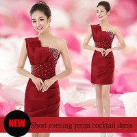 Mini Cocktail Dresses 2017 Short Party Formal Evening Gowns Short Cocktail Dress