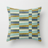 let's start again Throw Pillow by SpinL