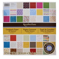 Recollections® All Seasons Paper Pad