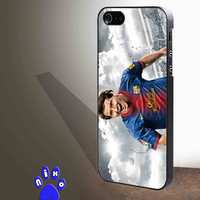 messi barca for iphone 4/4s/5/5s/5c/6/6+, Samsung S3/S4/S5/S6, iPad 2/3/4/Air/Mini, iPod 4/5, Samsung Note 3/4 Case **