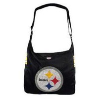 Pittsburgh Steelers NFL Team Jersey Tote