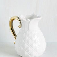 Equator to Your Tastes Pitcher | Mod Retro Vintage Kitchen | ModCloth.com