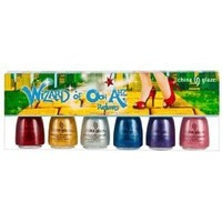 The Wizard of Ohh Ahhz Retuns 6 Pieces / China Glaze / Nail Polish / Laquer / Enamel