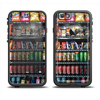 The Vending Machine Apple iPhone 6 LifeProof Fre Case Skin Set