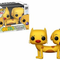 Catdog Funko Pop! Animation Nickelodeon