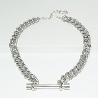 Notting Hill Bar Necklace
