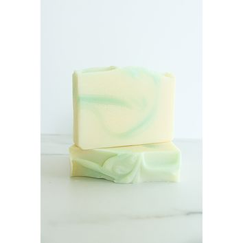 Fresh Verbena - Handcrafted Soap Bar