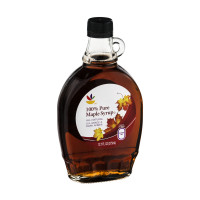 Giant Maple Syrup Dark Amber Grade A 100% Pure All Natural at Peapod.com