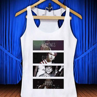 5 Second Of Summer player #thetengtop for Tank Top Mens and Tank Top Girls custom