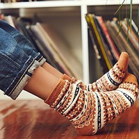 American Trench + Free People Womens Cashmere Crew Sock