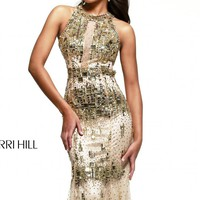 Sherri Hill 9714 Dress