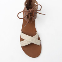 Billabong Wild Waves Gladiator Sandals at PacSun.com