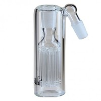 Black Leaf - 8-arm Perc Recessed Joint Precooler With Adapter