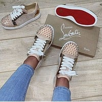 Christian Louboutin Fashionable leisure shoes-26