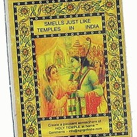 India Temple Incense - Song of India Cones - Box of 25