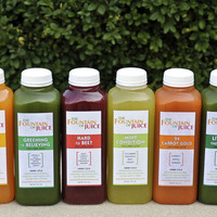 1-Day Raw Juice Cleanse
