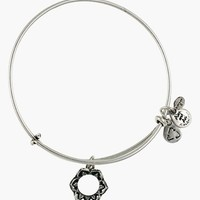 Women's Alex and Ani 'Queen's Crown' Expandable Wire Bangle