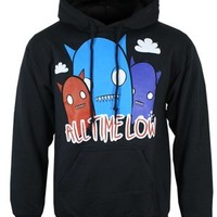 All Time Low Ghost Hoodie - Offical Band Merch - Buy Online at Grindstore.com
