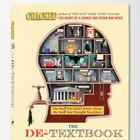 The De-Textbook By Cracked.com  - Assorted One