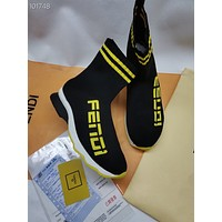 Fendi 2021 Woman's Men's 2020 New Fashion Casual Shoes Sneaker Sport Running Shoes
