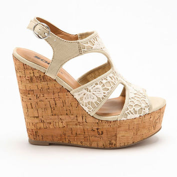 CUT OUT WEDGES