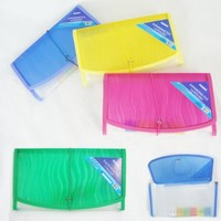 Coupon Organizer Holder Expanding File 13 Pocket Wallet Organizer Purse Carrier:Amazon:Office Products