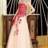 Lace Tulle Gown by Alyce Prom