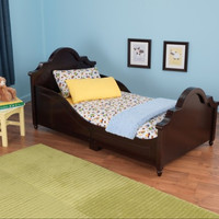 Raleigh Toddler Bed Espresso