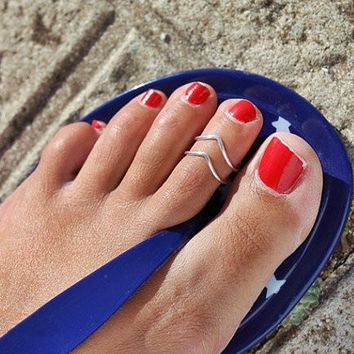 New Women Fashion Knuckle Ring Toe ring = 1704369092