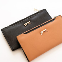 Christie Bow Wallet