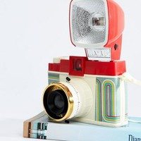 Lomography Diana F+ with Flash 10th Year Edition camera at asos.com
