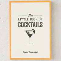 The Little Book Of Cocktails By Rufus Cavendish | Urban Outfitters