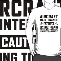 Aircraft Maintenance by Albany Retro