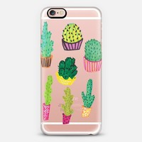Cactus Fun iPhone 6s case by Vasare Nar | Casetify