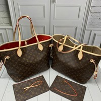 Beauty Ticks Louis Vuitton Lv Neverfull Mm #2520