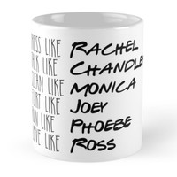 'Live like Friends' Mug by fashprints