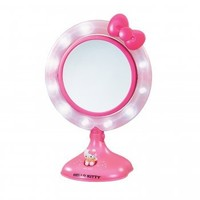 Hello Kitty KT3020 Lighted Make-Up Mirror