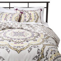 Boho Boutique™ Dakota Reversible Duvet Cover Set