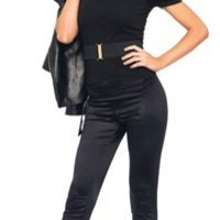 Bad Sandy Grease Adult Costume - Halloween Costumes