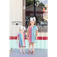 Sabado Dress by Crazy Train for Your Little Cowkid