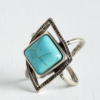Boho All Over Asheville Ring by ModCloth
