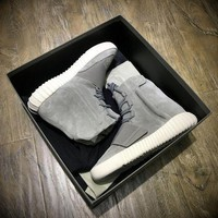 PEAPUX5 Adidas Yeezy Boost 750 OG Light Brown B35309