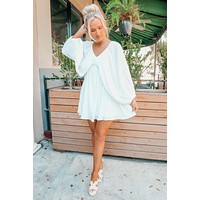 RESTOCK: Very Becoming Dress: Ivory