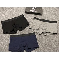 Louis Vuitton LV  Men Briefs Shorts Underpants Male Cotton Underwear