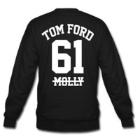 tom ford 61 molly back beyonce jay z tour tshirt beyonce sweatshirt tanktop back