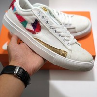 NIKE BLAZER LOW cheap Men's and women's nike shoes